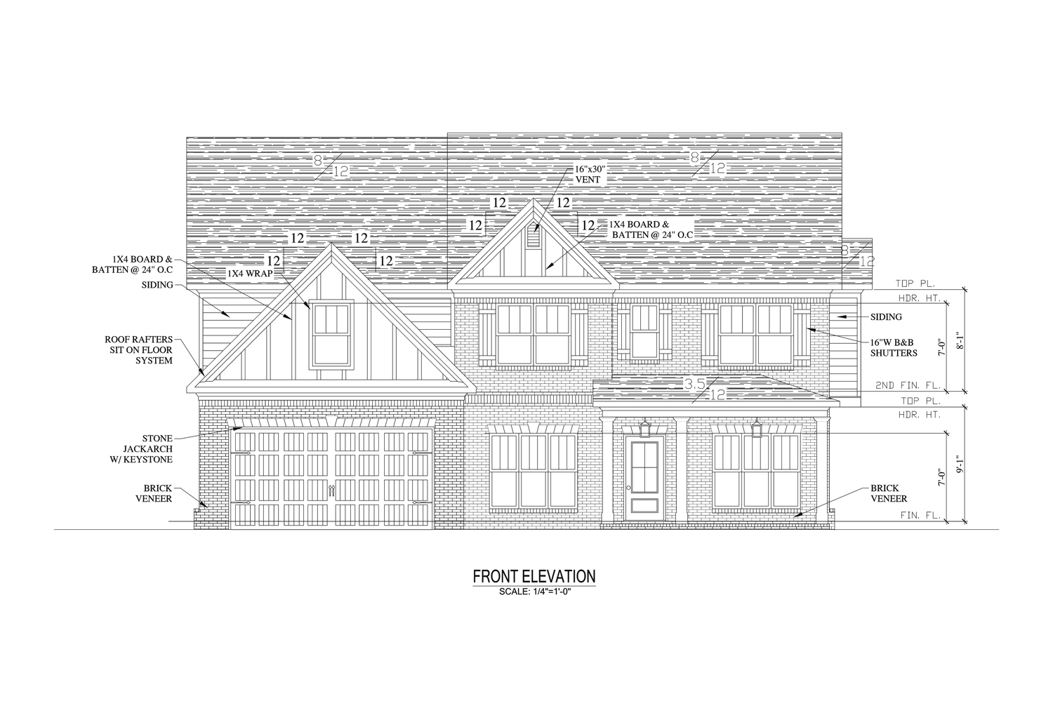 Architectural Construction Drawings   Floor Plan Drawings