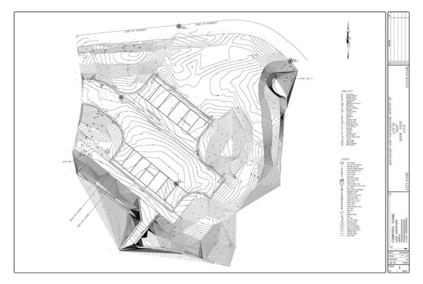 Survey Drafting Services: Land, ALTA, Boundary, Topographic | CAD